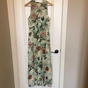 Maeve Dresses - Anthropologie brand Maeve maxi dress sz 10